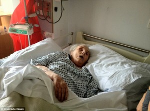 Jean Tulloch, 83, died in March after being placed on the Liverpool Care Pathway at Edinburgh's Western General hospital