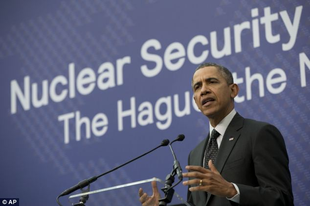 Asked about the threat Russia poses to world security, Obama said he was more worried about a rogue attack