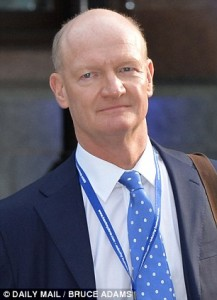 Subsidy: Science minister David Willetts implemented a policy which spends public money on GM