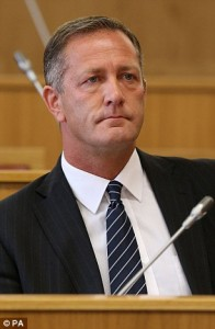 Public anger over the scandal has been fanned by the refusal of Police and Crime Commissioner Shaun Wright to resign