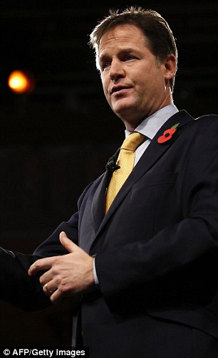 Friends of the Chancellors say the Lib Dems prevented him from cutting more deeply