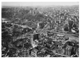 Effects of Allied Bombing