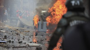 Riot-Police-Fire