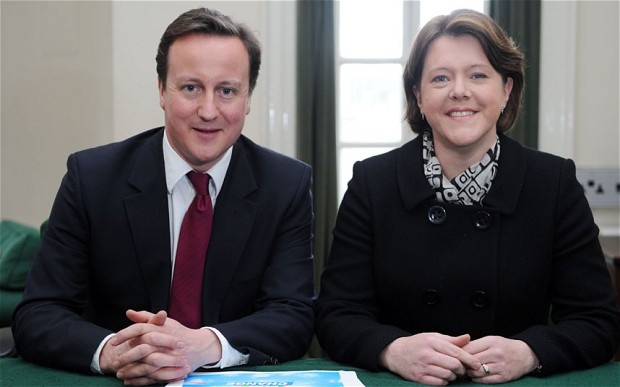 Maria Miller was forced out the Cabinet in 2014 over expenses claims dating back to 2005