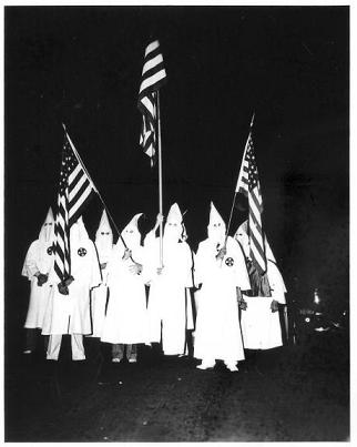 The CIA, the KKK and the USA