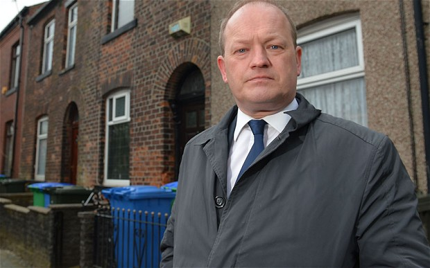 Rochdale Labour MP Simon Danczuk: 'I'm in no doubt that Rotherham is not an isolated case.'