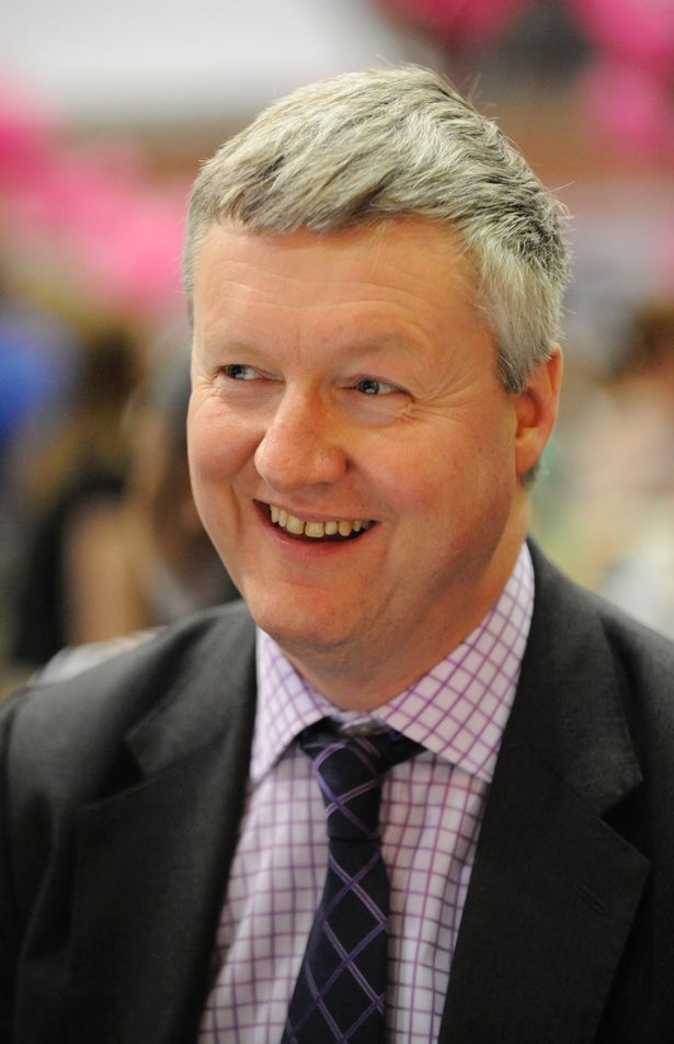 Peter Hay, Strategic Director for People at Birmingham City Council