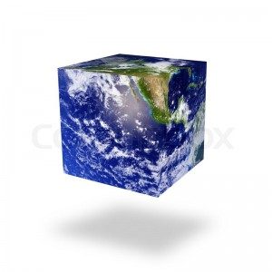 2384422-image-of-the-earth-square-globe-on-white-background