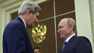 Kerry Putin