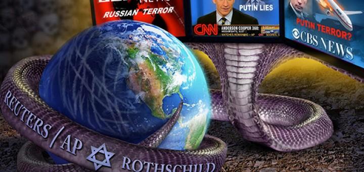 zionism rothschild Mainstream media MSM