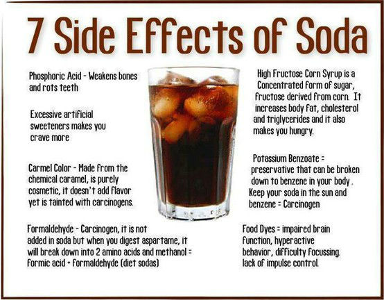 for those who drank one diet drink per day had gained at least three inches on their waistline