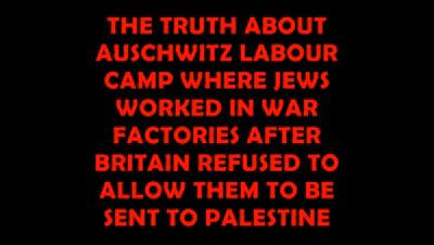 The Truth About Auschwitz