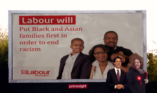 labour party poster 2015 general election