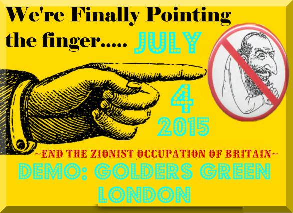 GOLDERS GREEN DEMO 4 JULY NAZI PROTEST FASCIST NATIONALIST
