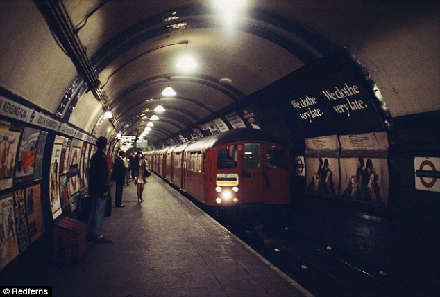 Scientists released large quantities of the bacteria Bacillus globigii - now known to cause food poisoning - on the Underground system in May 1964, in a bid to apparently discover whether 'long distance travel of aerosols' on London's transport network 'was due to transportation within trains' or through the air ventilation systems