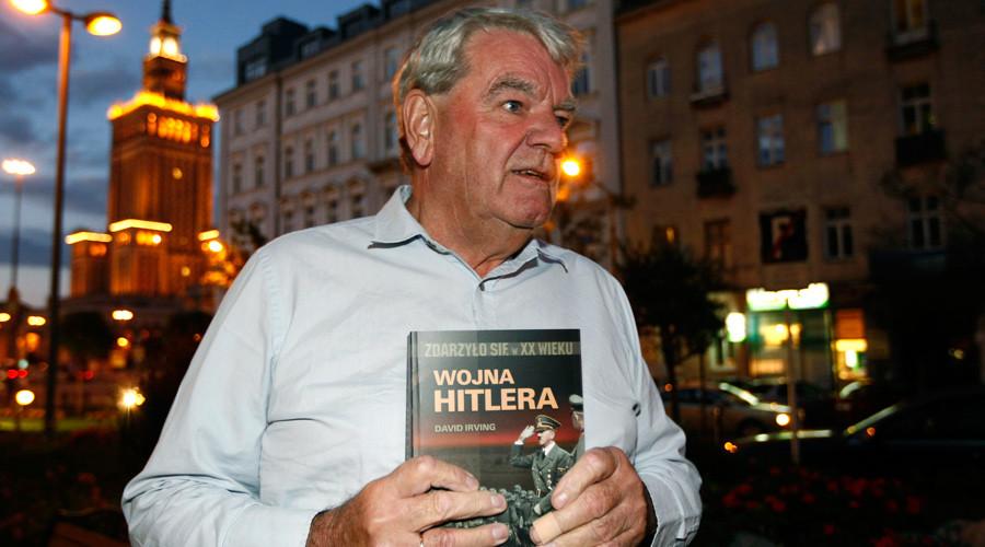 David Irving, the British Holocaust-denier © Kacper Pempel