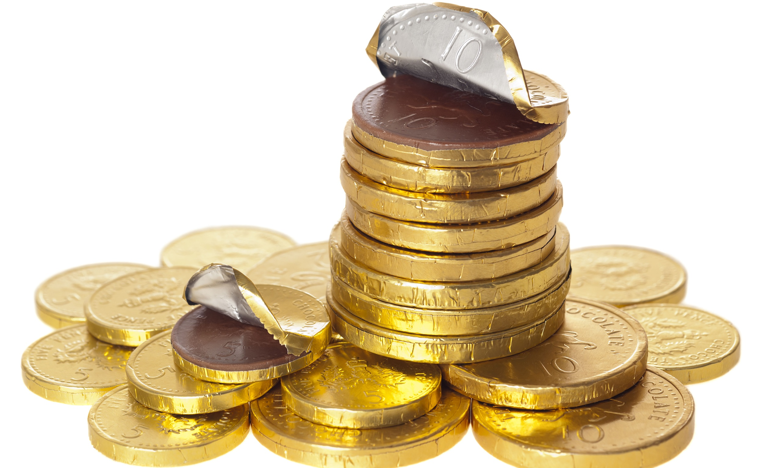 Pirate Milk Chocolate Gold Coins Treasure Wedding Candy