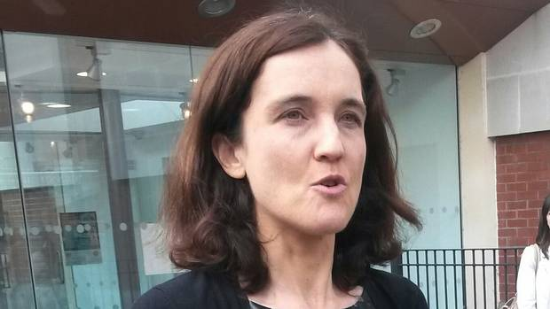 Theresa Villiers says the best forum to examine claims of political involvement in Kincora is a Stormont-established inquiry