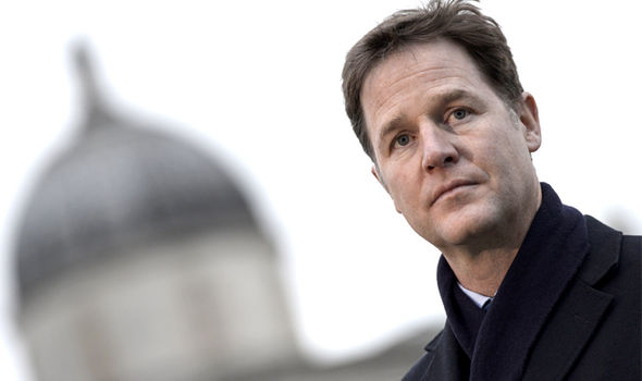 Ex-Deputy Prime Minister Nick Clegg blocked the 'Snoopers' Charter' during his time in power