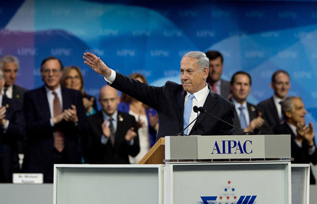 Netanyahu at AIPAC