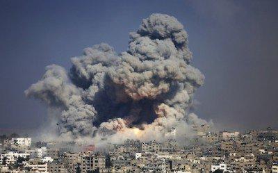 Mideast Israel Gaza War Report