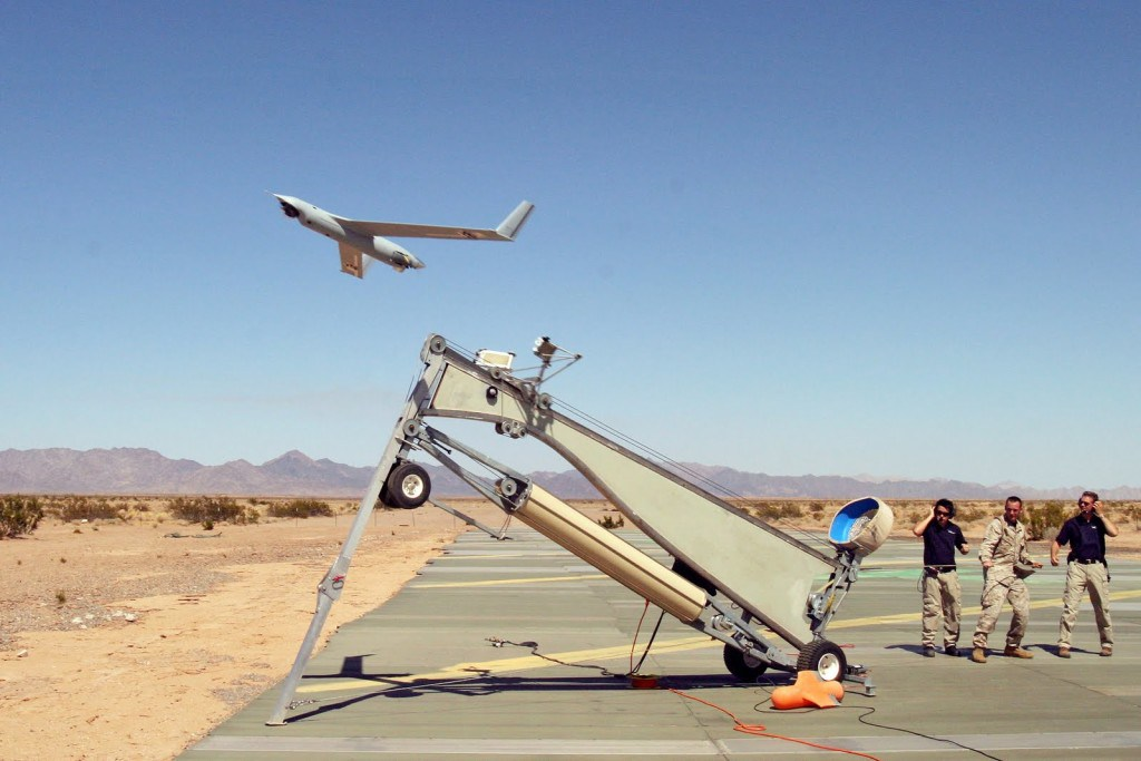 hacking team and INSITU working on weaponized drone