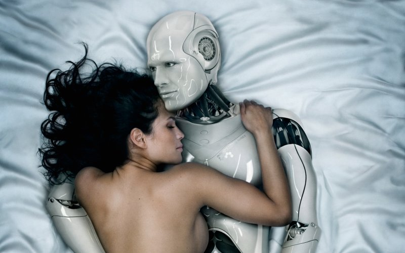 Dating robots The New Inquiry