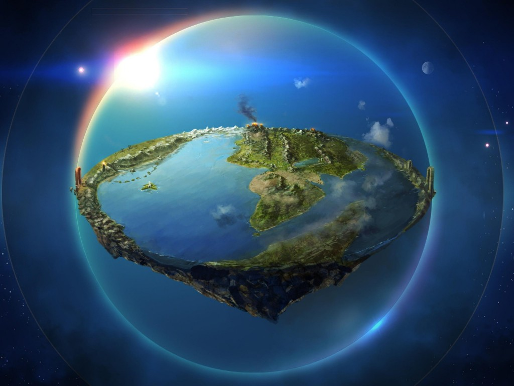 The Recent Rise Of The Flat Earth Movement 3
