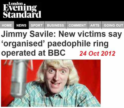 BBC Organised Paedo Ring