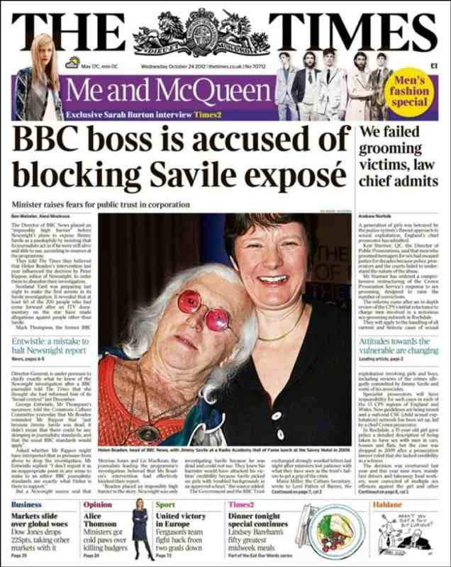 BBC Paedo Cover-Up