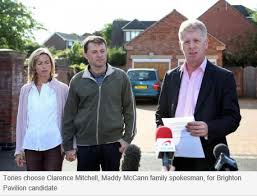 Clarence Mitchell and McCanns