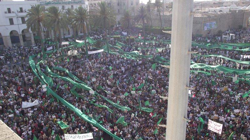 libya-pro-gaddafi-loyalists