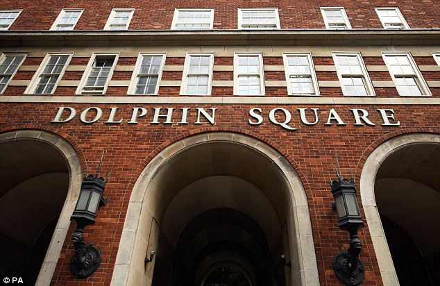 The alleged victim says she now believes the abuse could have also taken place inLondon's Dolphin Square