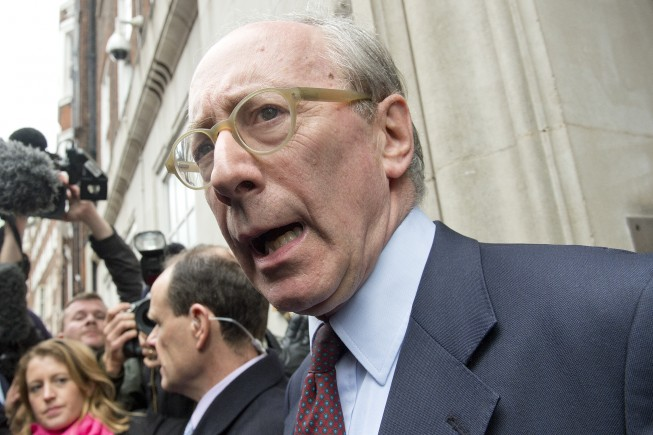 Former committee chair Sir Malcolm Rifkind (PA)