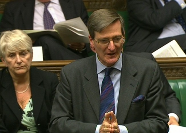 Dominic Grieve is tipped for the job (PA)