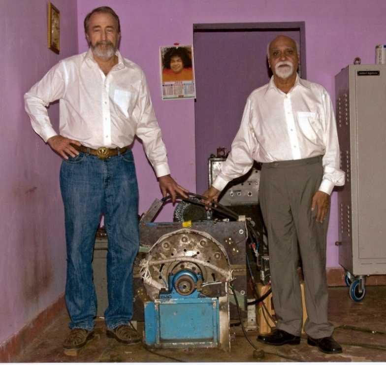 Toby and Tewari