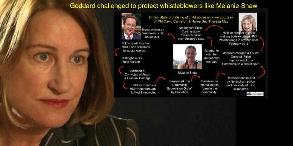 L Goddard NZ Judge CSA Abuse Inquiry