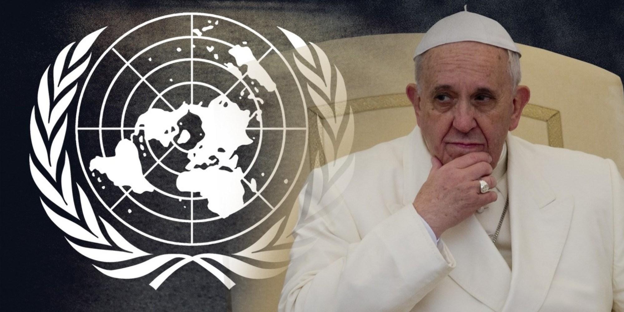 'Mega' Agenda 21 resurrected with pope's help