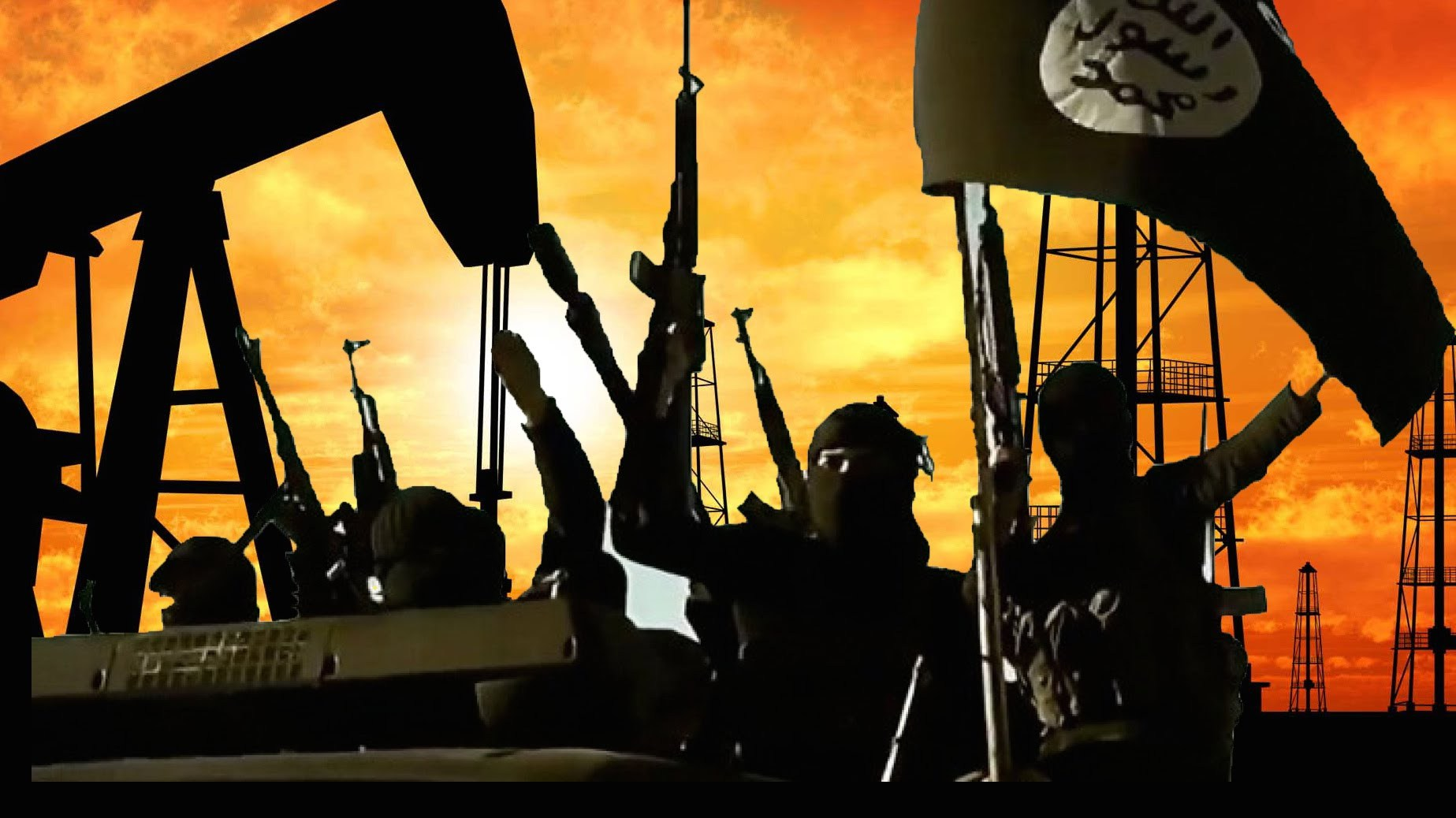 ISIS just took over Syria's last oil field (on behalf of Britain)