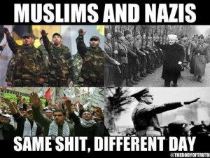 muslims-and-nazis