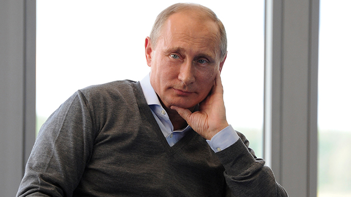 Russian President Vladimir Putin (Reuters / Mikhail Klimentyev)
