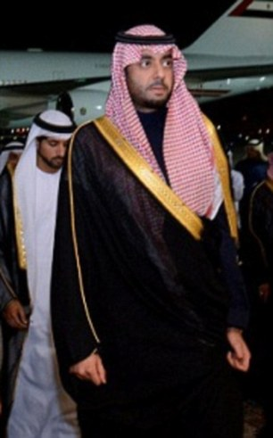Prince Majed bin Abdullah bin Abdulaziz Al Saud is accused of doing cocaine, getting drunk and forcing himself on three female members of staff, exclusively obtained court documents reveal