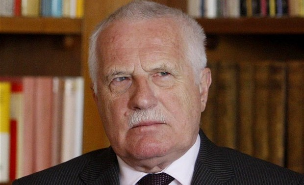 """Former Czech president: """"Call to European citizens, governments and parliaments"""""""