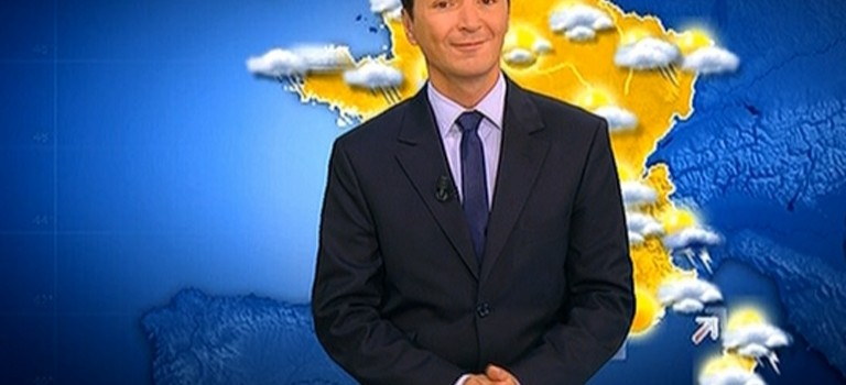 One of France's top weathermen has been fired after speaking out against man-made global warming