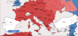 Nazi Occupied Europe in 1940