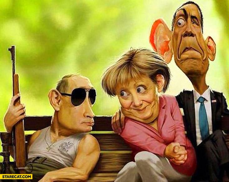 http://starecat.com/content/wp-content/uploads/putin-merkel-obama-caricature.jpg