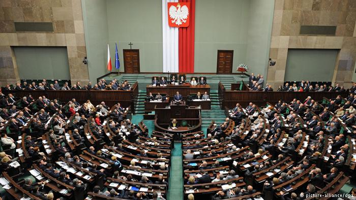 The PiS has garnered a two-thirds majority in parliament