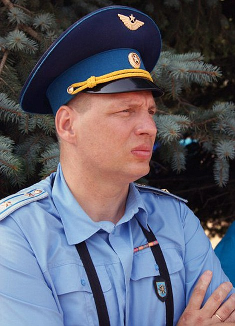 Sergei Rumyantsev, a major at Shagol air force base near Chelyabinsk, is said to be one of the Russian pilots shot down by TurkishF-16s