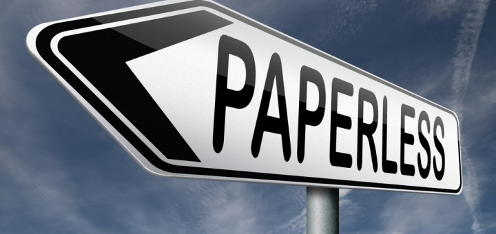 economy dollar paperless