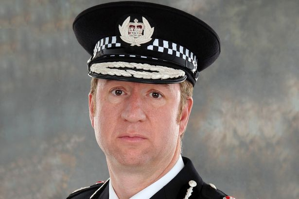 Norfolk Police Chief Constable Simon Bailey